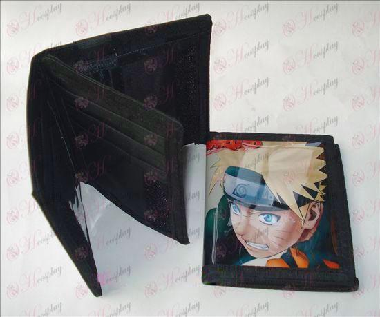 Naruto PVC wallet