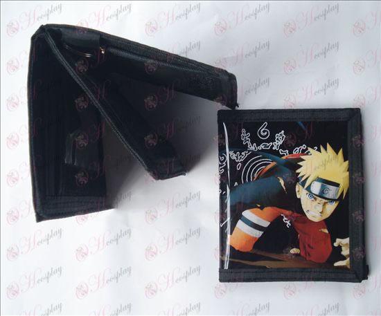 PVC carteira Naruto Uzumaki