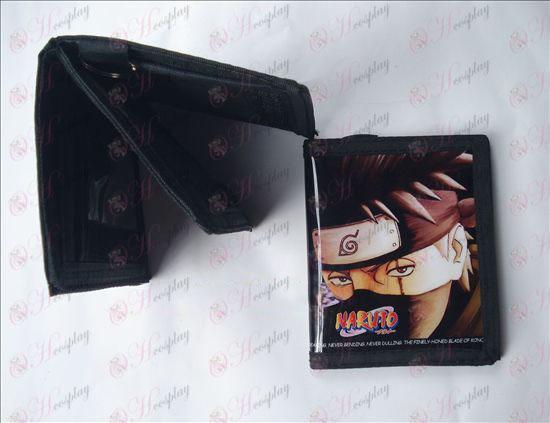 Naruto PVC carteira