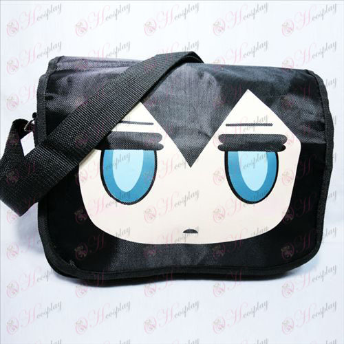 Lack Rock Shooter Accessories embarrassing facial plastic bag gifted Korea