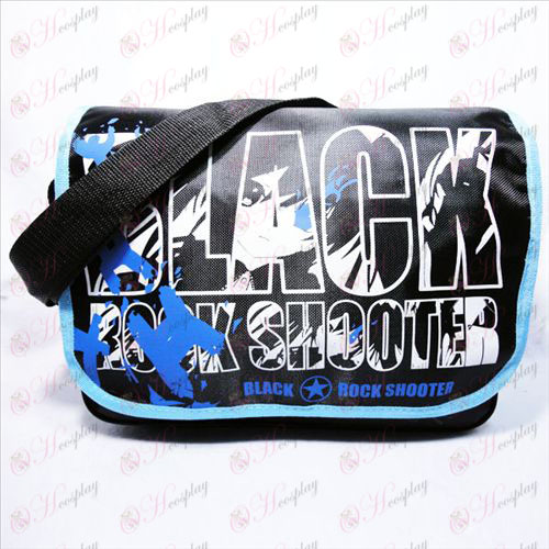 Lack Rock Shooter Accessories logo plastic bag gifted Korea