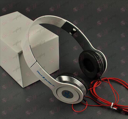 Lack Rock Shooter Accessories magic sound headphones