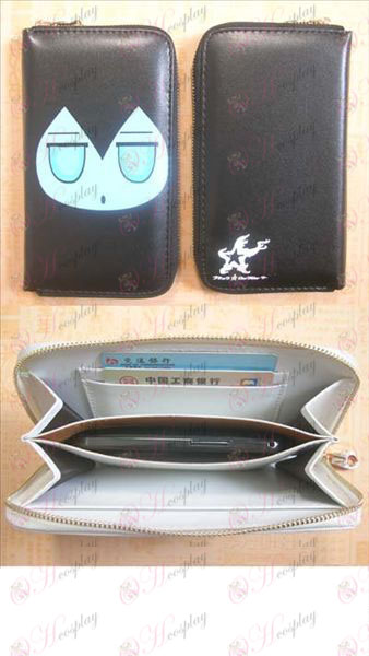 Lack Rock Shooter Accessories Mobile Wallet