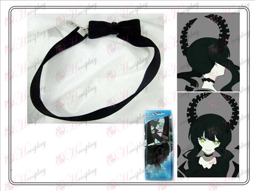 Lack Rock Shooter Accessories shooter Meng female necklace