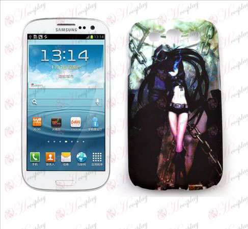 Samsung I9300 mobiele telefoon shell-Gebrek Rock Shooter Accessories10