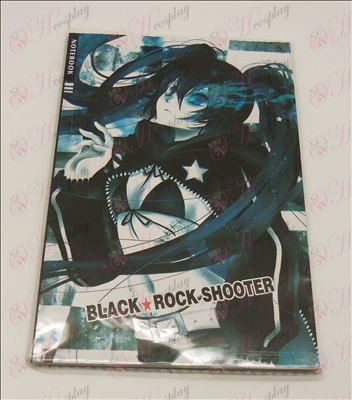 Lack Rock Shooter Accessories Notebook