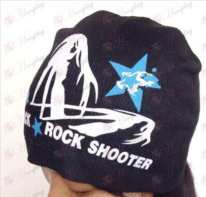 כובעי אבזרים Shooter רוק חוסר החורף