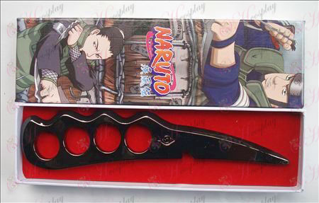 Naruto Asma iron weapons (Black)