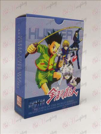 Hardcover edition of Poker (Hunter X Hunter Accessories)