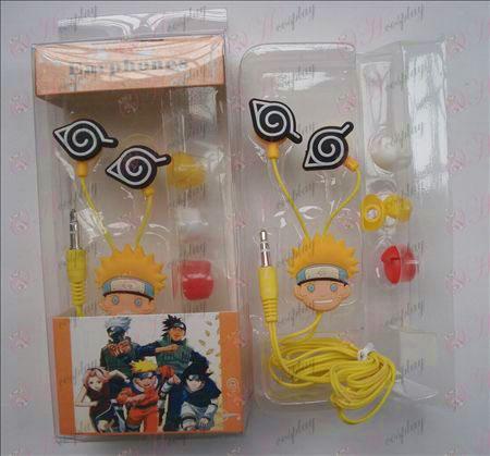 Naruto headphones (Naruto bulk)