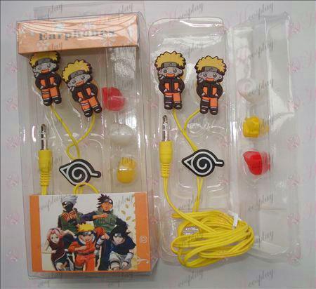 Naruto headphones (Naruto)