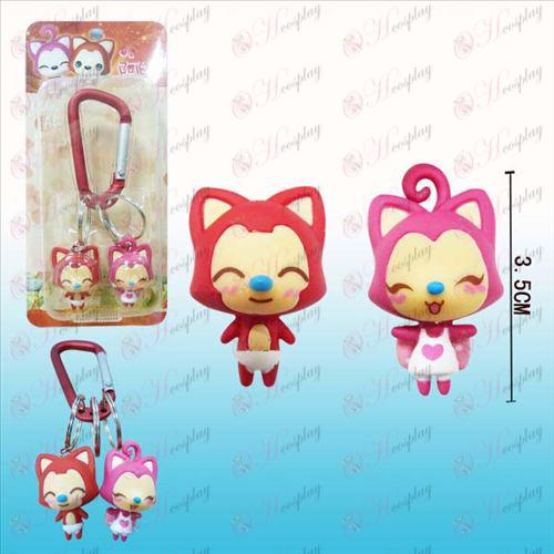 Ali Accessories2 pezzi bambola moschettone