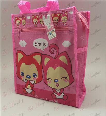 Lunch bags (Ali Accessories Pink)