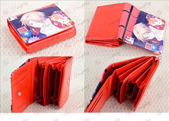 Natsume's Book of Friends Accessories Wallets