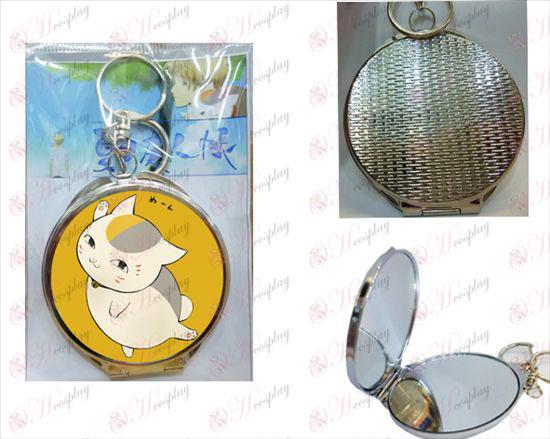 Natsume книга от приятели Аксесоари кръгло огледало -2