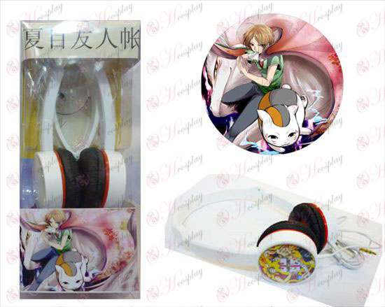 Natsume friends account headphones -2
