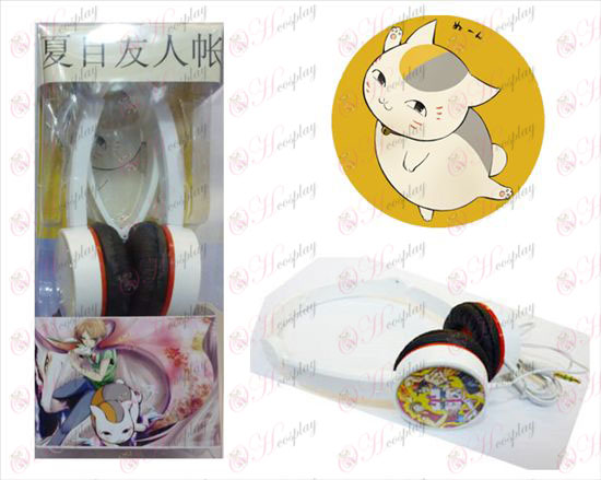 Natsume friends account headphones -1