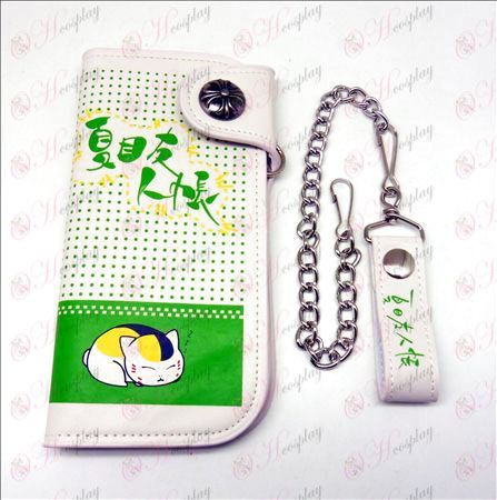 Natsume's Book of Friends Accessories big purse (White)