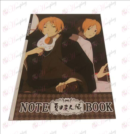 Natsume книга на приятел Accessories Notebook