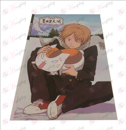 Natsume Book of Friends tarvikkeet Notebook