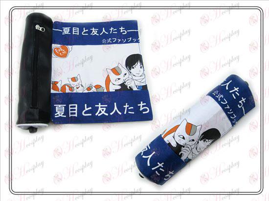 Livro de Amigos Acessórios Cat Teacher Pen Natsume