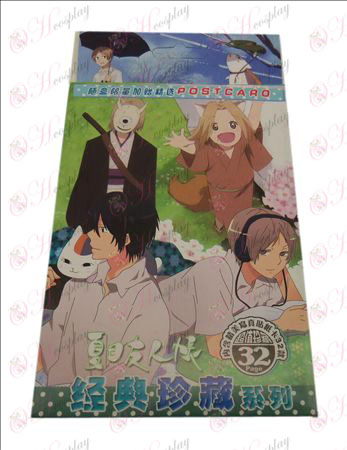 32 Natsume книга на Стикери Приятели аксесоари