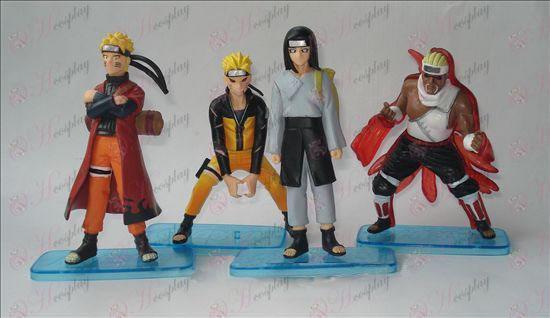 29 Generation 4 modeller Naruto dukke vugge