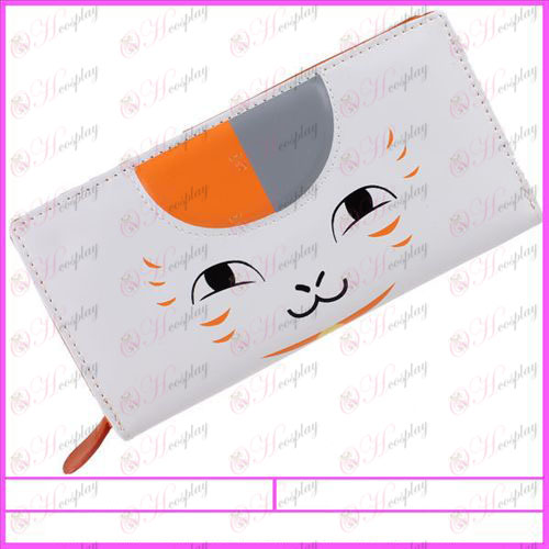 Natsume Kniha priatelia Príslušenstvo Cat God PVC peňaženky