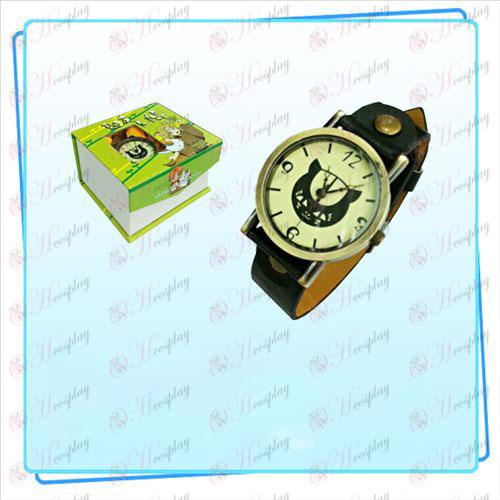 Natsume Kniha Priatelia Príslušenstvo Vintage hodinky