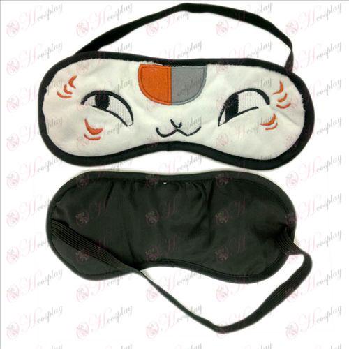 Natsume: s Book of Friends Tillbehör glasögon katt lärare