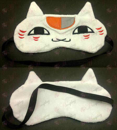 Natsume: s bok Vänner Tillbehör katt öga form