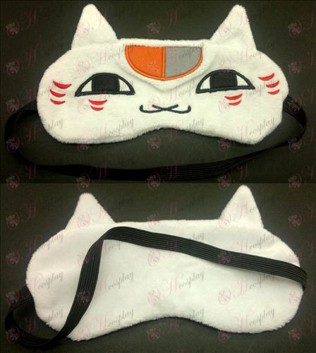 Natsume книга на приятел Accessories форма котка око