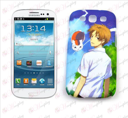 Samsung I9300 мобилен телефон черупка - Natsume 05