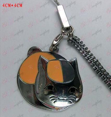 Natsume Book of Friends Kiegészítők-pet macska mobiltelefon lánc