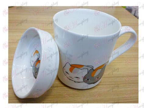 Natsume книга от приятели Accessories New керамична чаша
