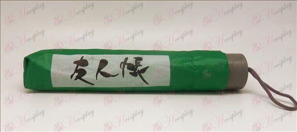 Natsume je Book of Friends pripomočki Dežniki