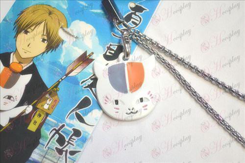 Natsume книга на приятел Accessories Rope бял машина бухал