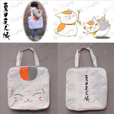 Natsume Bog af Venner Tilbehør Cat lærer håndtasker