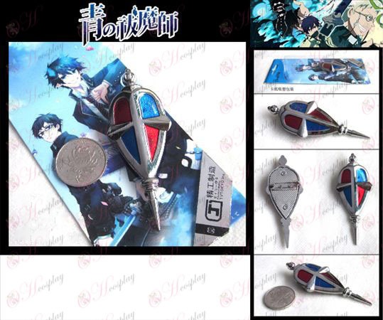 Accessories2 Blue Exorcist