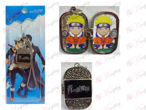 Blue Exorcist Accessories Photo Frame Series Strap