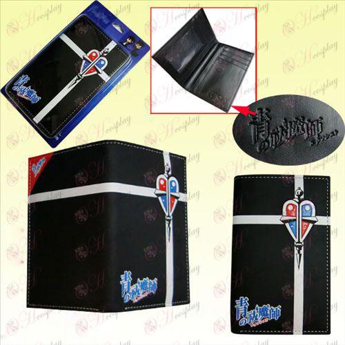 Blue Accessories Exorcist в портфейла