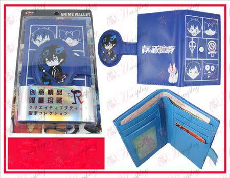 Persoonlijkheid Wallet-blauwe Exorcist Accessoires