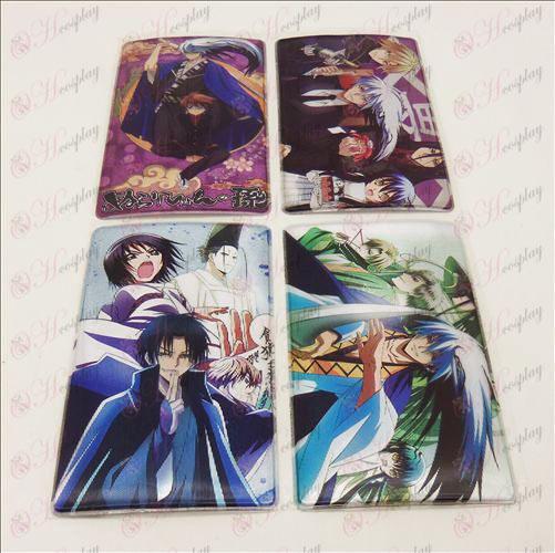 4 PVCRise на Yokai Clan Аксесоари SIM картата