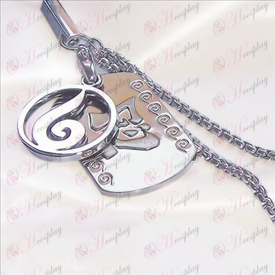 Naruto - Hinata dual card mobile phone chain