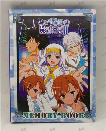 A Certain Magical Index Accessoires Big Klasgenoten (4 / set)