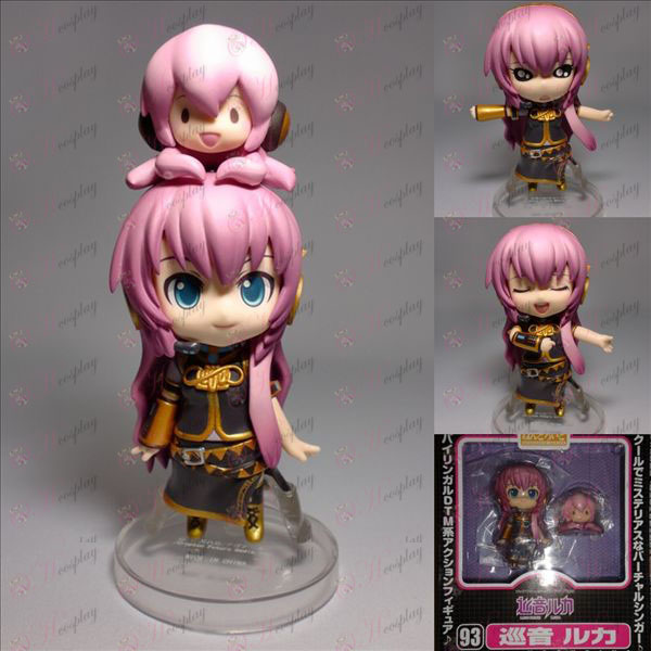 93 # Vocaloid Accessories doll face transplant