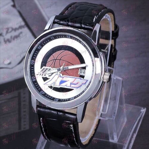 kuroko's Basketball Accessories suspension calendar watch
