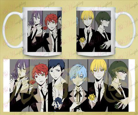BZ949-kuroko's Basketball Accessories anime color mug