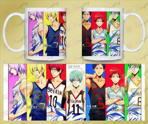 BZ945-kuroko's Basketball Accessories anime color mug