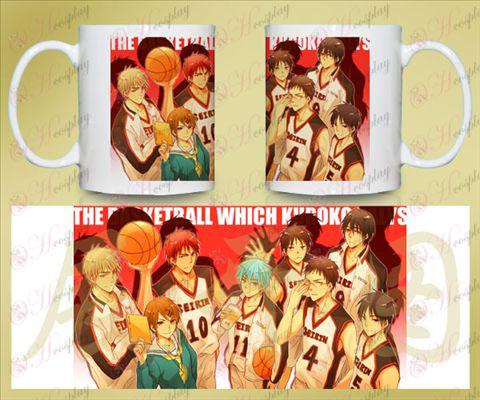 כדורסל אבזרים אנימה צבע הספל של BZ941-Kuroko